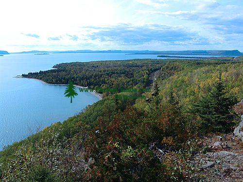 Lake Superior Route, Ontario, Canada 04