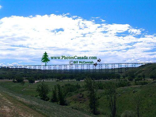 Lethbridge, High Level Bridge, Alberta, Canada 09