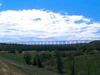 Lethbridge, High Level Bridge, Alberta, Canada 09