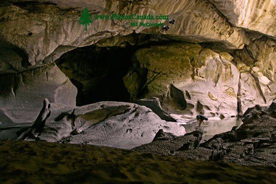 Little Huson Caves, Vancouver Island CM11-002