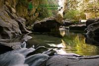 Highlight for Album: Little Huson Caves, Port McNeill Region, Vancouver Island, British Columbia Stock Photos