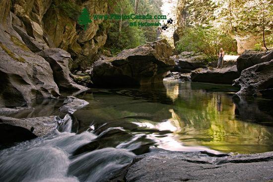 Little Huson Caves, Vancouver Island CM11-006