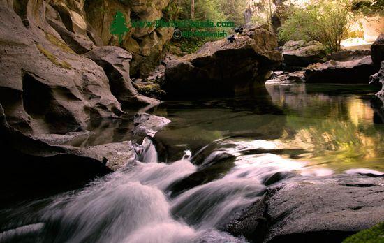 Little Huson Caves, Vancouver Island CM11-008