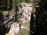 Maligne Canyon, Jasper National Park, Canada CM11-02