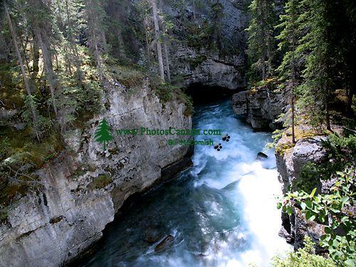 Maligne Canyon, Jasper National Park, Canada CM11-06