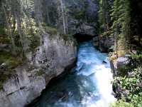 Maligne Canyon, Jasper National Park, Canada CM11-06