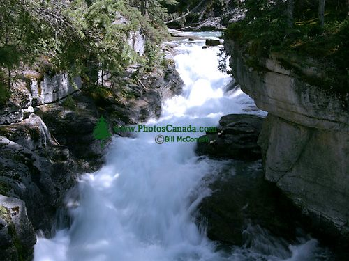 Maligne Canyon, Jasper National Park, Canada CM11-05