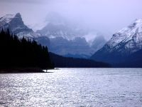 Maligne Lake, Jasper National Park, Alberta, Canada 02