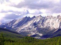 Maligne Range, Jasper National Park, Alberta, Canada 07