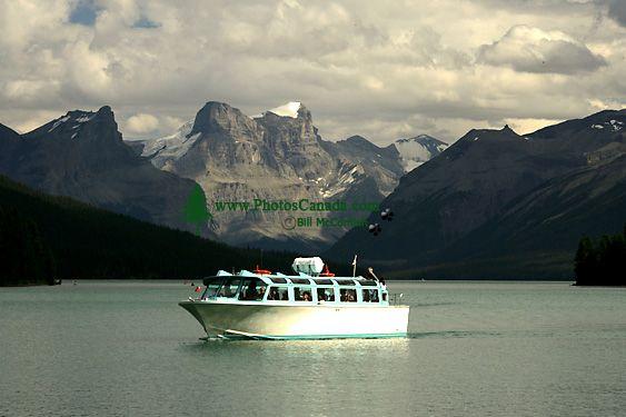 Maligne Lake, Jasper National Park, Alberta, Canada CM11-03