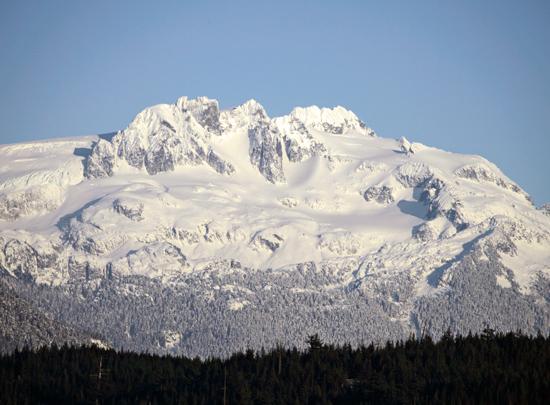 Mamquam Glacier, Squamish, British Columbia, Canada CM11-04