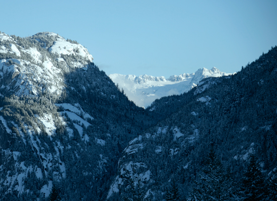Mamquam Glacier, Squamish, British Columbia, Canada CM11-03