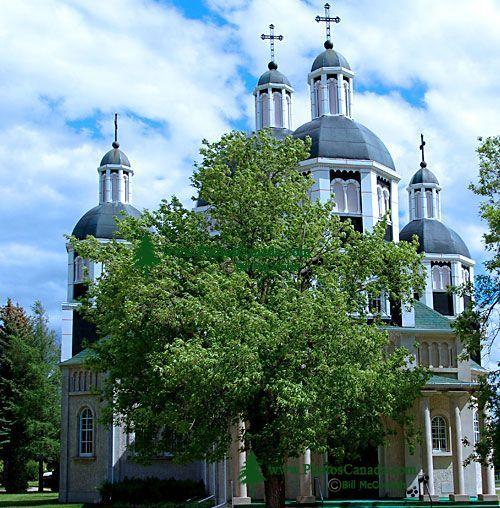 Dauphin, Ukrainian Church, Manitoba, Canada 25