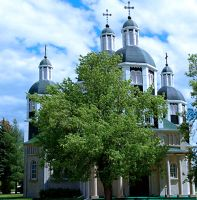 Dauphin, Ukrainian Church, Manitoba, Canada 25