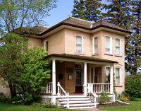 Margaret Lawrence House, Neepawa, Manitoba, Canada 23