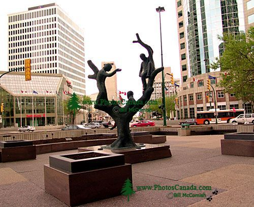 Portage and Main, Winnipeg, Manitoba, Canada 07
