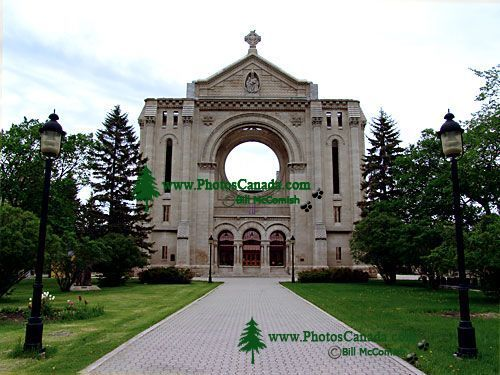 Saint Boniface Basilica, Winnipeg, Manitoba, Canada 13