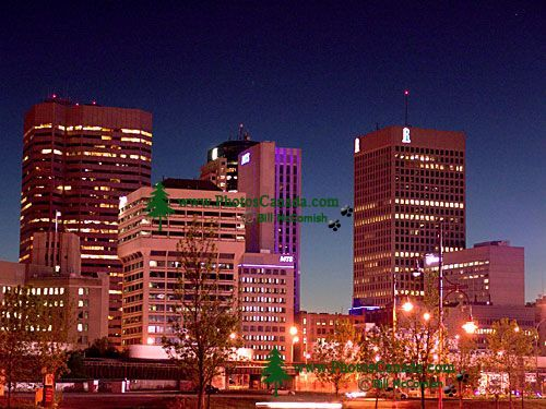 Winnipeg Downtown, Manitoba, Canada 05