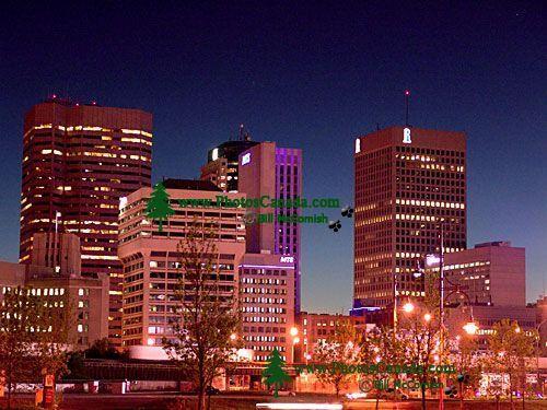 Winnipeg Downtown, Manitoba, Canada 05