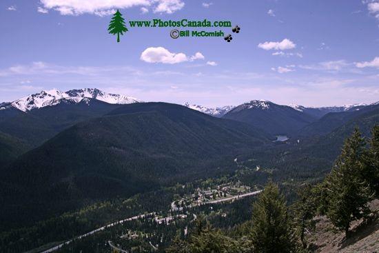 Manning Provincial Park Lookout, British Columbia, Canada CM11-02