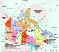 PhotosCanadacom Gallery Photos Of Canada Stock Photos - Canada maps with cities