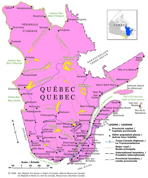 map of canada provinces and territories. Maps of Canada, Maps of