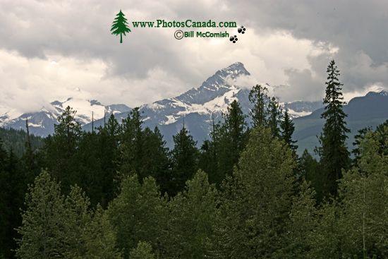Mica Dam Region, Columbia River, British Columbia, Canada CM11-001