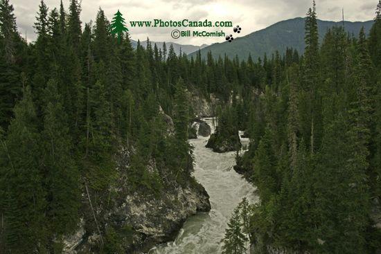 Mica Dam Region, Columbia River, British Columbia, Canada CM11-004