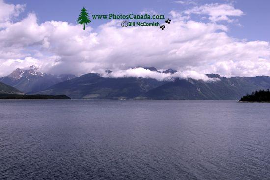 Mica Dam Region, Columbia River, British Columbia, Canada CM11-009