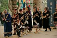 Highlight for Album: MOA First Nation Dancers, January  2010, Vancouver, British Columbia, Canada