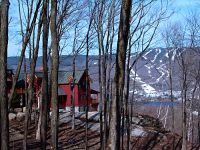 Mont Tremblant Ski Trails, Quebec, Canada, 03