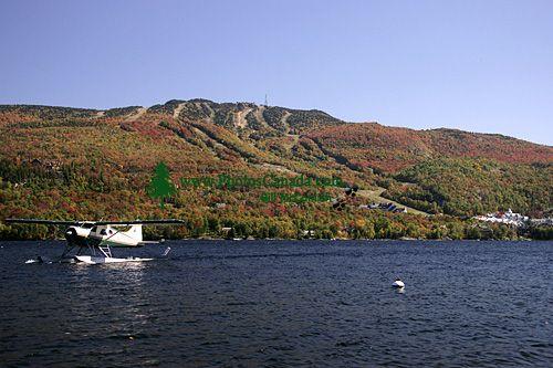 Lac Tremblant, Mont Tremblant, Quebec, Canada CM11-02