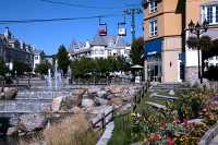 Mont Tremblant Resort Village Photos, Quebec, Canada CM11-02