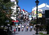 Mont Tremblant Resort Village Photos, Quebec, Canada CM11-03