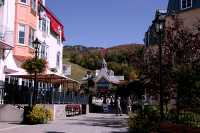 Mont Tremblant Resort Village Photos, Quebec, Canada CM11-07