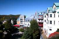 Mont Tremblant Resort Village Photos, Quebec, Canada CM11-10