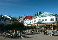 Mont Tremblant Resort Village Photos, Quebec, Canada CM11-15