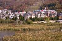 Mont Tremblant Resort Village Photos, Quebec, Canada CM11-16