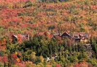 Mont Tremblant Resort Village Photos, Quebec, Canada CM11-20
