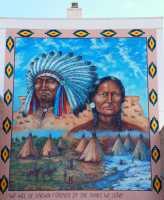 Moose Jaw Mural, Saskatchewan, Canada CMX-005