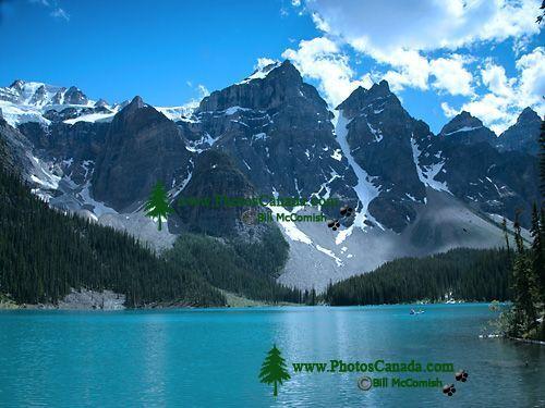 Moraine Lake, Banff National Park, Alberta, Canada CM11-01
