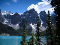 Moraine Lake, Banff National Park, Alberta, Canada CM11-02