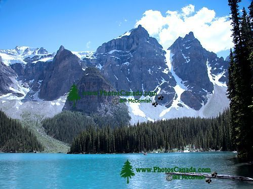 Moraine Lake, Banff National Park, Alberta, Canada CM11-04