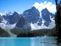 Moraine Lake, Banff National Park, Alberta, Canada CM11-04