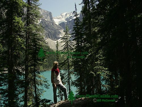 Moraine Lake, Banff National Park, Alberta, Canada CM11-05