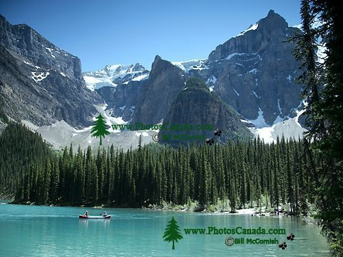 Moraine Lake, Banff National Park, Alberta, Canada CM11-06