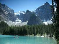 Moraine Lake, Banff National Park, Alberta, Canada CM11-06