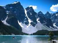 Moraine Lake, Banff National Park, Alberta, Canada CM11-09