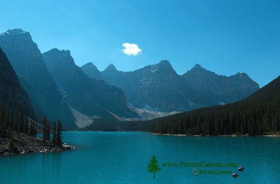 Moraine Lake 2013, Banff National Park, Alberta, Canada CMX-007