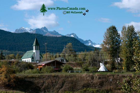 Moricetown Village, British Columbia, Canada CM11-009